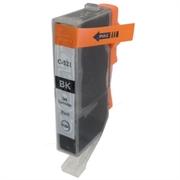 Druckerpatrone ezPrint für Canon CLI-521BK (schwarz) mit Chip