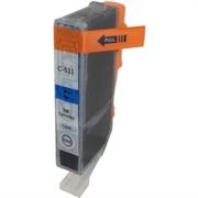 Druckerpatrone ezPrint für Canon CLI-521C mit Chip