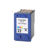 Druckerpatrone ezPrint für HP C9352AE Nr.22 (farbig)