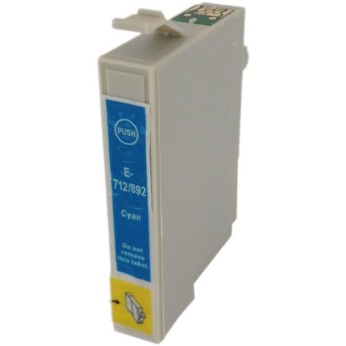Druckerpatrone ezPrint für Epson T0712 / T0892 (blau)
