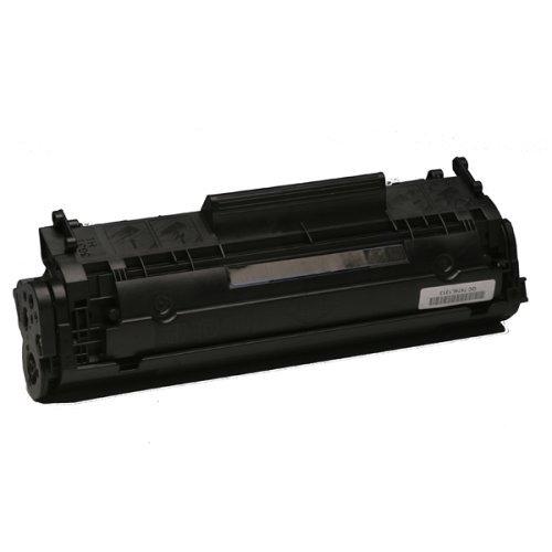 ezPrint uni import Q2612A / FX-10 / CRG-703 Schwarz, kompatilen toner