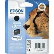 Druckerpatrone Epson T0711 (schwarz), Original