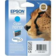 Druckerpatrone Epson T0712 (blau), Original