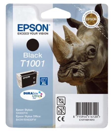 Druckerpatrone Epson T1001 (schwarz), Original