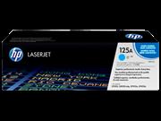 Toner HP CB541A / 125A (blau), Original