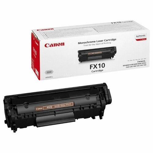 Toner Canon FX-10 (0263B002AA) (schwarz), Original
