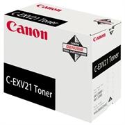 Toner Canon C-EXV 21 BK (0452B002AA) (schwarz), Original