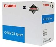 Toner Canon C-EXV 21 C (0453B002AA) (blau), Original