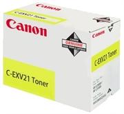 Toner Canon C-EXV 21 Y (0455B002AA) (gelb), Original