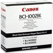 Druckerpatrone Canon BCI-1002 BK (schwarz), Original