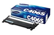 Toner Samsung CLT-C406S (blau), Original