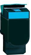 Toner ezPrint für Lexmark C540H1CG (blau)