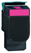 Toner ezPrint für Lexmark C540H1MG (magenta)