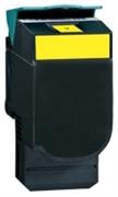 Toner ezPrint für Lexmark C540H1YG (gelb)
