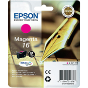 Druckerpatrone Epson 16 (C13T16234010) (magenta), Original