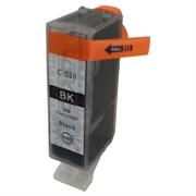 Druckerpatrone ezPrint für Canon PGI-520BK (schwarz), Doppelpack