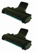Toner ezPrint für Samsung MLT-D1082S (schwarz), Doppelpack