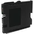 Gel Druckerpatrone HQP für Ricoh GC21BK (405532) (schwarz)