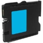 Gel Druckerpatrone HQP für Ricoh GC21C (405533) (blau)