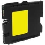 Gel Druckerpatrone HQP für Ricoh GC21Y (405535) (gelb)