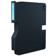Gel Druckerpatrone HQP für Ricoh GC41C (405762) (blau)