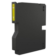 Gel Druckerpatrone HQP für Ricoh GC41Y (405764) (gelb)