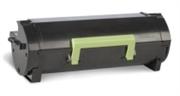 Toner HQP für Lexmark 50F2H00 (schwarz)