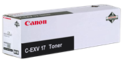 Toner Canon C-EXV 17 BK (0262B002AA) (schwarz), Original