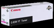 Toner Canon C-EXV 17 M (0260B002AA) (magenta), Original