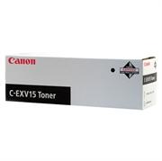 Toner Canon C-EXV 15 BK (0387B002AA) (schwarz), Original