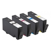 Druckerpatronen Set für HP nr.655 (BK/C/M/Y), Kompatibler