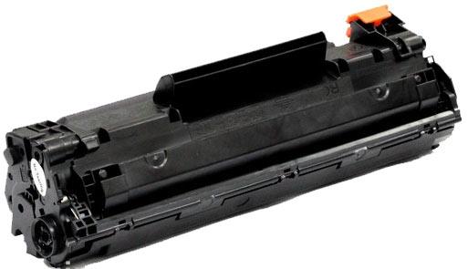 Toner für HP CF283A 83A (schwarz), Kompatibler