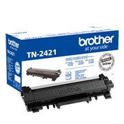 Toner Brother TN-2421 (schwarz), Original